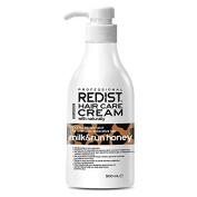 Redist Professional Hair Care Cream Milk & Run Honey 500ml