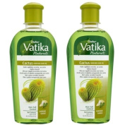 Oil Capilar VATIKA CACTUS - 2 X 200 ml