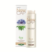 New Cap Hair Shampoo Dry with Cornflower and Aloe to Base of Hyaluronic Acid and Probiotics
