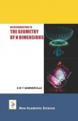 An Introduction to the Geometry of N Dimensions