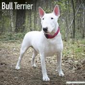 Bull Terrier Calendar 2018