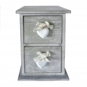 Cabinet 2 Drawers Corazon