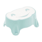 Thermobaby Babystep Step Stool Non-Slip Green Celadon