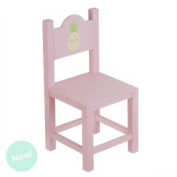 Child Wood Chair Pineapple 30x30x62 Cm.