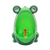 Cute Frog Children Potty Toilet Training Kids Urinal for Boys Pee Trainer Bathroom
