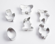 Menz baking tin, 25 mm high Easter Cookie Cutters - Free Delivery, Quality product Made in Germany, 6 Stück pro Packung