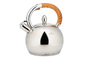 3 Litre Whistling Kettle Water Jug Kettle Stainless Steel Induction Whistling Kettle Premium