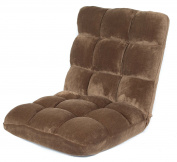 BirdRock Home Adjustable 14-Position Memory Foam Floor Chair & Gaming Chair