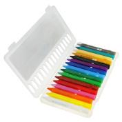 GUFAN 16 PCS Kids Adult Face Paint Pens Colouring Pencils Body Paint for Halloween Carnival