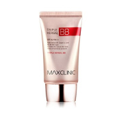 Maxclinic Triple Herval BB Cream SPF42/PA++ 40g Brightening Wrinkle UVprotection