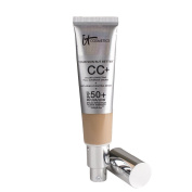 IT Cosmetics Full Coverage Physical SPF 50+ CC+ Cream SHADE MEDIUM - FULL SIZE 32ml
