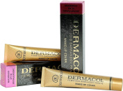 Dermacol High Coverage Makeup Cover Foundation - Hypoallergenic - For All Skin Types - Colour 208
