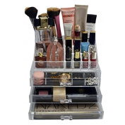 Stack Allure London Acrylic Cosmetic Organiser