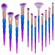Make Up Brush, BBring 12Pcs Pro Makeup Cosmetic Brushes Set Powder Foundation Eyeshadow Lip Brush