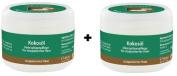 Logona Coconut Oil 2 x 45 ml) for Damaged Hair