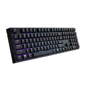 Cooler Master MASTERKEYS PRO L Mechanical Keyboard (CHERRY MX BROWN SWITCH)  with intelligent RGB