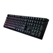 Cooler Master MASTERKEYS PRO L Mechanical Keyboard, (CHERRY MX BLUE SWITCH)  with intelligent RGB