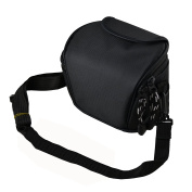 AAS Black Camera Case Bag for for for for for for Samsung WB100 WB2100