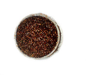 Laser Coffee Brown Holographic Micro Glitter Sparkle Shimmer Effect Dust Powder Nail Art Manicure Pedicure Lips Eye Shadow 5ml Pot