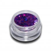 RM Beauty Nails Glam Glitter Powder Dust Extreme Rich Shine and Sparkle for Nail Art