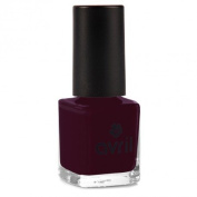 AVRIL - Vegan Nail Polish - Chemicals Free - Prune 82 - Easy Application, Not Tested on Animals - 7ml