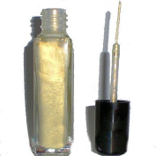 1 x BOTTLE NAIL ART Liner MPK Fine Brush 8ml Size # 13 Golden Effect - Delicate gold tone with Rich Gold Pearl Effect)