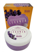 Leganza Anti-Stress Body Scrub with Lavender and Yoghurt Oil