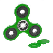 Hand Spinner Stress Relief Toy, Tri-Spinner Fidget Toy 3D Printing EDC Focus Toy for Killing Time