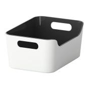 IKEA VARIERA - Box Black