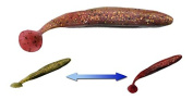 Best Fishing Baits | PATENTED Colour Changing Fishing Bait | Perfect Lure for Bass Fishing | For Deep and Shallow Waters