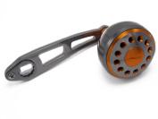 3.5INCH Length half balanced power handle with 38mm metal knob