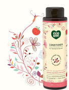 ecoLove Red Collection Conditioner for normal to oily hair - Tomatoes, Beetroot & Red Pepper. 100% VEGAN