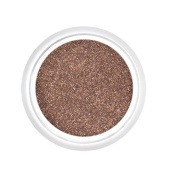 Selected Cosmetics Long-Lasting Mineral Eye Shadow, Burnt Umber, 5ml
