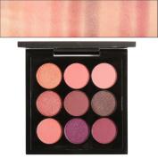 Fullkang Focallure Retro 9 Colours Smoky Eye Shadow Makeup Makeup Kit Charming