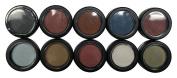Cameo 10 Colour Eyeshadow Set with Makeup Bag
