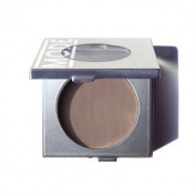 MODE Eyeshadow Absolute FUNDAMENTAL (Matte Grey Brown Taupe) Natural Pressed Powder Eye Shadow, Potent Colour, Exceptional Wear, Skincare Benefits Pink Peony/Areni Noir Wine Grape Extracts/MADE NY USA