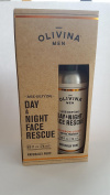 Olivina Bourbon Cedar Age-Defying Day & Night Face Rescue