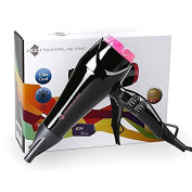 Jinri pro 1875w hair dryer with Ionic conditioniong,fast dry 2speed,black colour