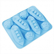Titanic Shaped Ice Cube Trays Mould Maker Silicone Party By BuyinCoins
