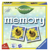 "Ravensburger 26633 3 ""Nature"" Memory Game"