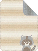Cuddly Baby Blanket - Randy the Racoon