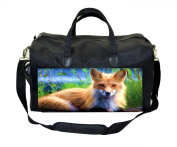 Baby Fox Painting Nappy/Baby Bag