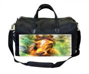 Horse Art Nappy/Baby Bag