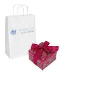 Sparkles Make It Special 200 Fuchsia Ribbon Wedding Favour Gift Boxes