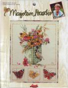 Birdhouse in Bloom Cross-stitch Kit By Marjolein Bastin