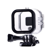 Suptig Replacement Waterproof Case Protective Housing for GoPro Hero 4session, 5session Outside Sport Camera For Underwater Use - Water Resistant up to 196ft (60m) ...