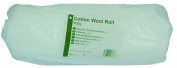 Safety First Aid D3703 HypaCover Cotton Wool Roll, 500 g