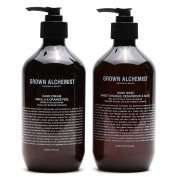 Grown Alchemist Handwash & Hand Cream Twin Set (500 ml) GRA0060