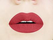 Brick Red Matte Liquid Lipstick