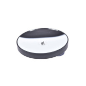 Supershopping 15X Magnifying Vanity Makeup Mirror 8.9cm with Sucker Cup for Beauty Makeup Cosmetic Face Care
